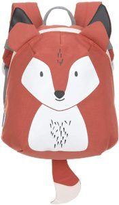 Un beau sac pour enfant avec un petit renard dessus qui peut faire plaisir à votre enfant.