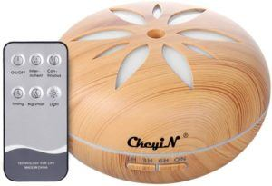 Vous avez ici une télécommande pour contrôler votre diffuseur de parfum