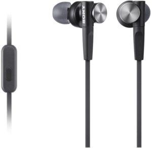 Ces écouteurs Sony vous apportent un extra de basse.