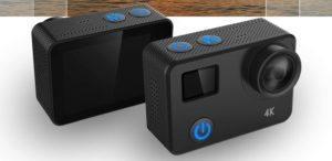 Cette caméra dispose d'une technologie de stabilisation des images