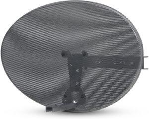Parabole satellite et LNB hybride compatible Sky Q avec 6 sorties