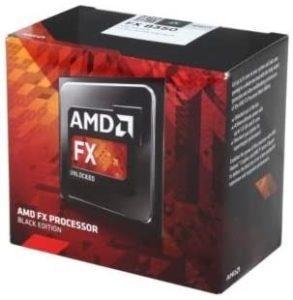 Ce processeur AMD est doté de 6 cœurs