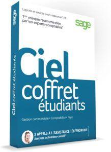 Evaluation du logiciel de comptabilité Ciel Coffret Etudiants dans un comparatif