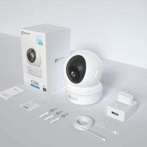 Caméra équipée d'une technologie permettant d'ajuster l'éclairage