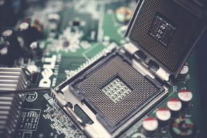 Ce matériel est d'une technologie avancée pour le traitement des données dans un ordinateur
