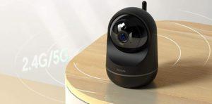 Caméra de vidéosurveillance dotée d'une vision nocturne