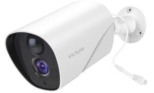 Caméra avec une vision haute définition même dans l'obscurité