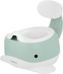 C'est un pot pour bébé ergonomique et sûr