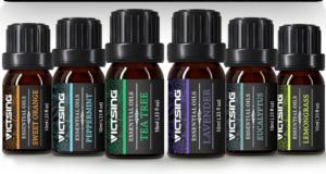 Ce sont des huiles essentielles aux parfums variés et complémentaires
