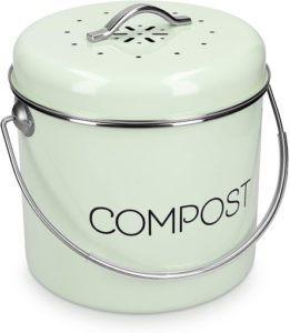 Un autre composteur de cuisine parfait pour vos déchets verts