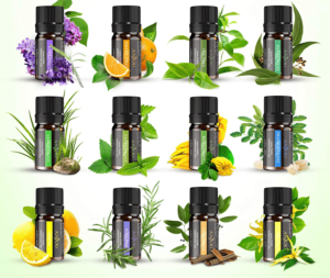 Ce sont des huiles essentielles pures et naturelles
