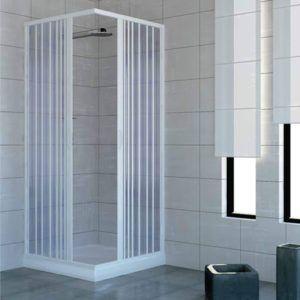Une autre cabine de douche toute simple