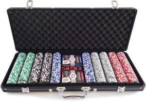 La mallette de poker de Grimaud s'adresse plutôt aux professionnels