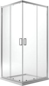 Le système d'ouverture varie d'une cabine de douche à l'autre