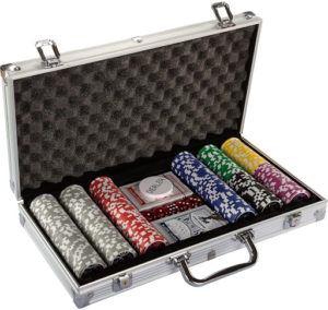 Une mallette de poker, c'est la promesse de nombreuses soirées entre amis