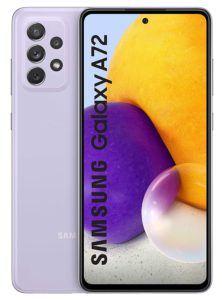 Revue du smartphone Samsung Galaxy A72 dans un comparatif gagnant