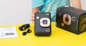 Donner les avantages et inconvénients des appareils photo polaroid ?