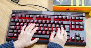 Donner les critères à tester des claviers gamer ?