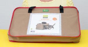 Donner les critères d'achat d'un sac de transport pour chien ?