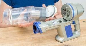Comment fonctionne un aspirateur à main ?