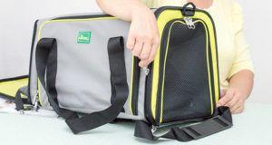 Quels types de sac de transport pour chien existent-ils ?