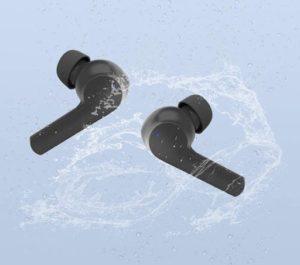 Les écouteurs sans fil sont souvent waterproof