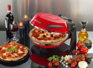 Ce four à pizza est parfait pour une utilisation à la maison.