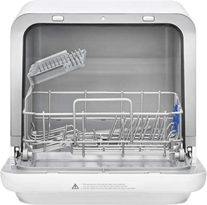 Mini lave-vaisselle avec écran LED