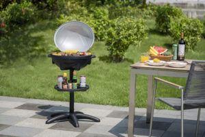Ce barbecue assure une praticité accrue.