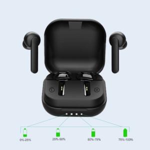 Les boîtiers de charge donnent une plus grande autonomie aux écouteurs sans fil