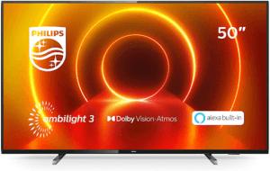"""C'est une TV connectée 4K 50"""""""