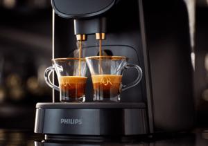 La compatibilité d'une capsule à café L'OR avec la machine à café dans un comparatif gagnant