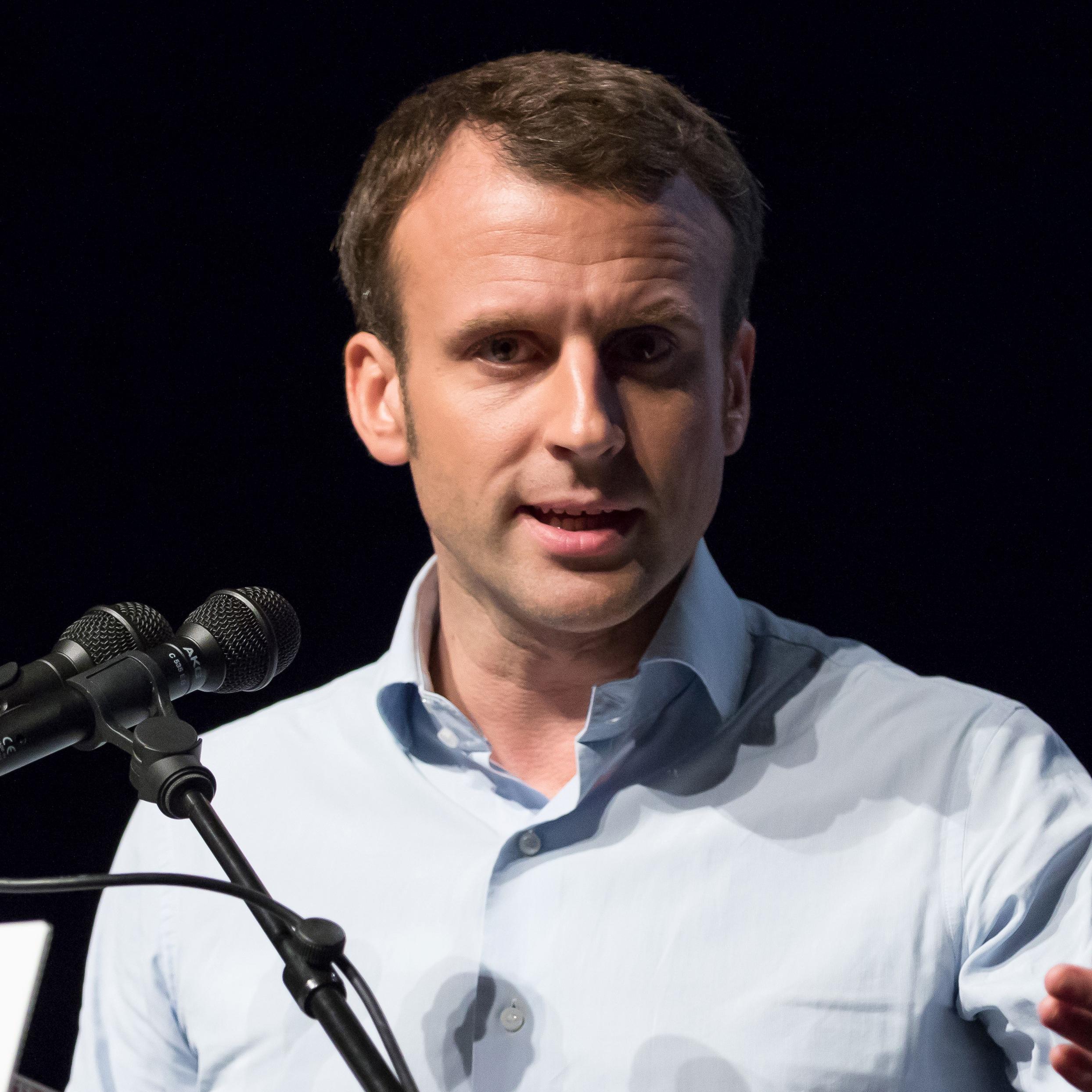 Emmanuel Macron - En Marche!
