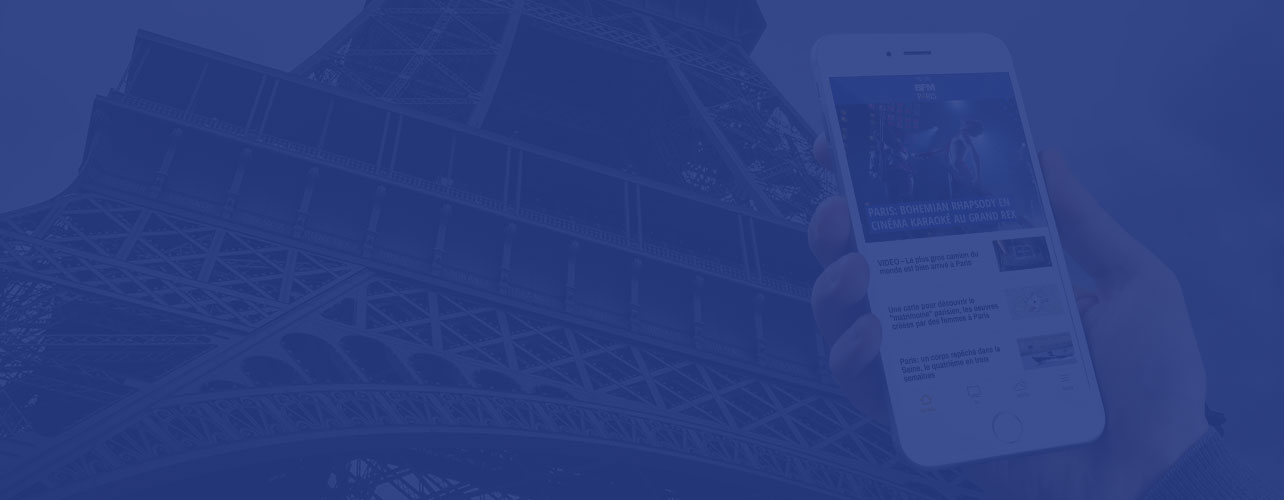 BFM Paris : Info-Trafic-Météo